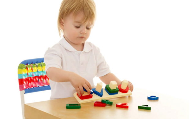 Montessori Materials and Games for Babies and Toddlers
