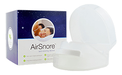 AirSnore best snoring remedy when co-sleeping with your baby