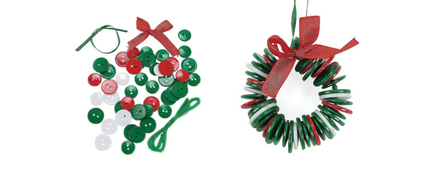 button-wreath-ornament-craft-kit-for-kids